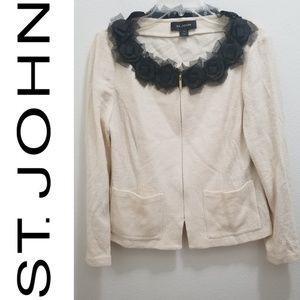 ST. JOHN Women's Jacket
